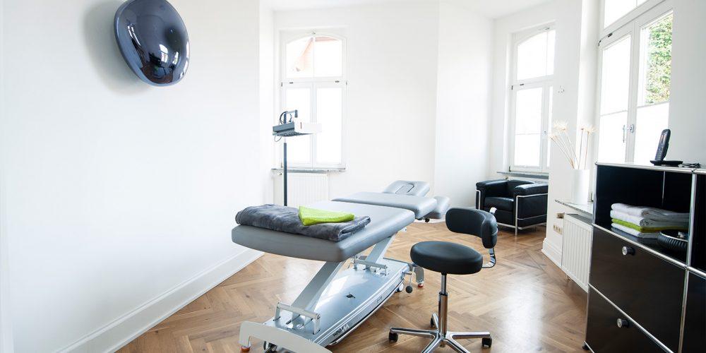 sanmova Praxis für Physiotherapie